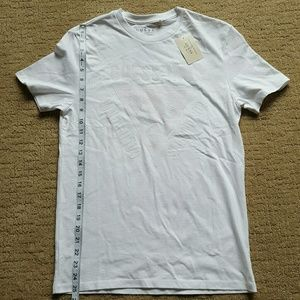 Guess x-small white shirt